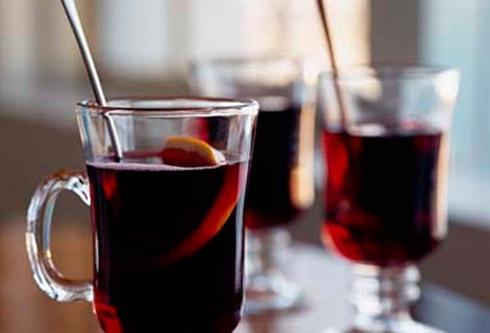 Глинтвейн в домашних условиях с алкоголем