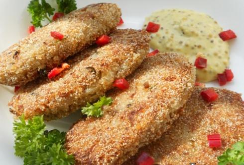 Рыбные диетические котлеты рецепт фото