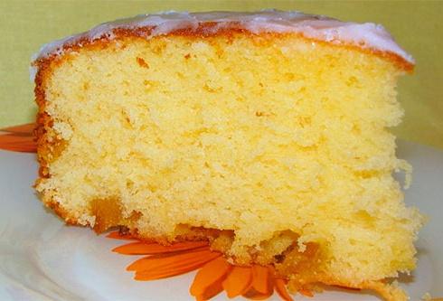 как приготовить лимоный пирог