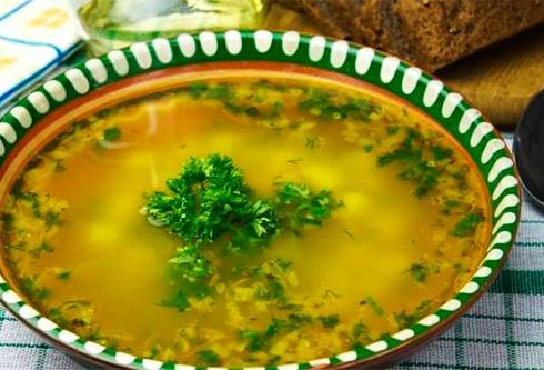 Рецепт постного горохового супа пошагово с фото