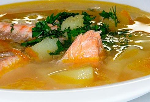 Рыбный суп судак рецепт пошагово в 4