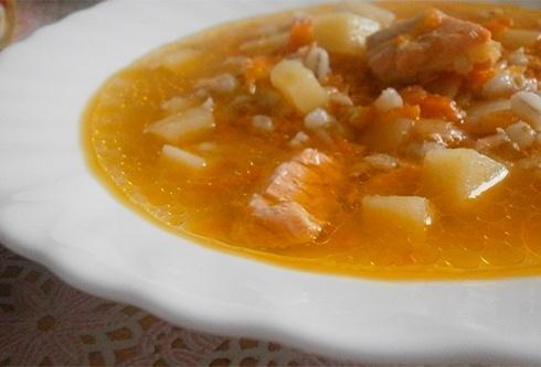 рецепты рыбного супа из судака