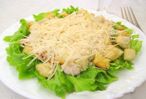 Салат грибы мясо курицыы