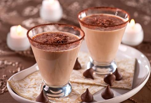 Коктейль из шоколада в домашних условиях