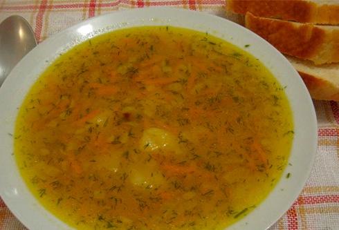 Суп из рыбьих голов фото