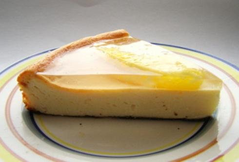 Рецепт сырного торта фото